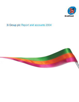 3i Group annual report 2004