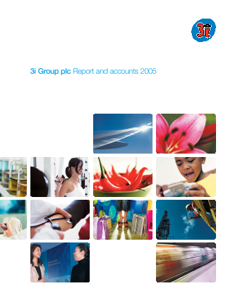 3i Group annual report 2005