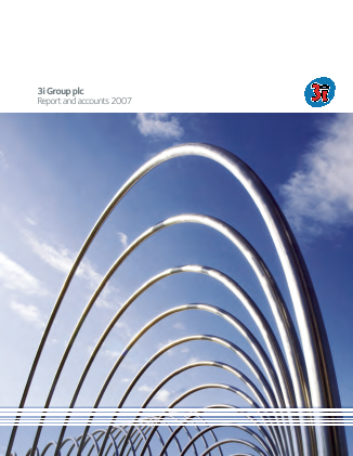 3i Group annual report 2007