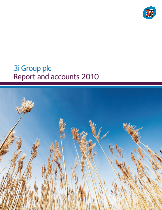 3i Group annual report 2010