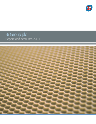 3i Group annual report 2011
