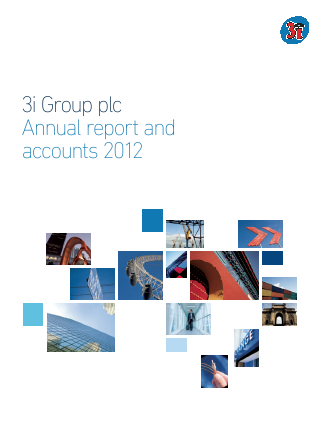 3i Group annual report 2012