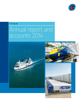 3i Group annual report 2014