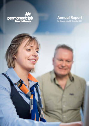 Permanent Tsb Group Holdings Plc annual report 2015