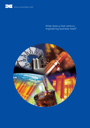 IMI annual report 2007