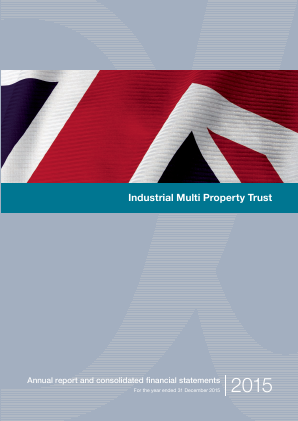 Industrial Multi Property Trust Plc annual report 2015