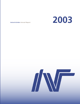 Industrivärden annual report 2003