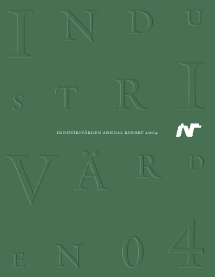 Industrivärden annual report 2004