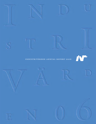 Industrivärden annual report 2006