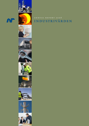 Industrivärden annual report 2008