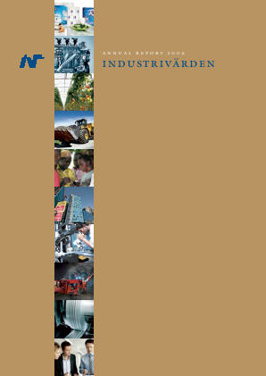 Industrivärden annual report 2009