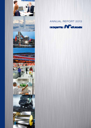 Industrivärden annual report 2013