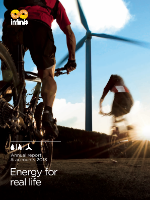 Infinis Energy Plc annual report 2013
