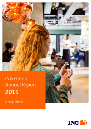ING annual report 2015