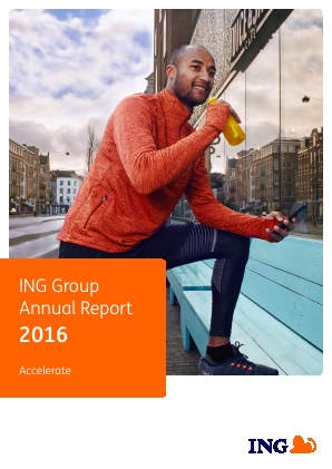 ING annual report 2016