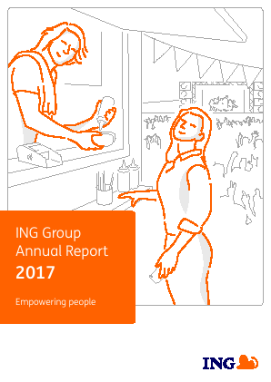 ING annual report 2017