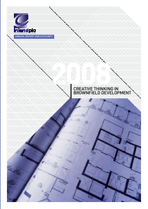 Inland ZDP Plc annual report 2008