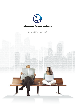 Independent News & Media annual report 2007