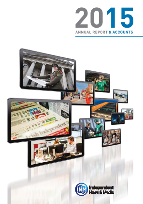 Independent News & Media annual report 2015