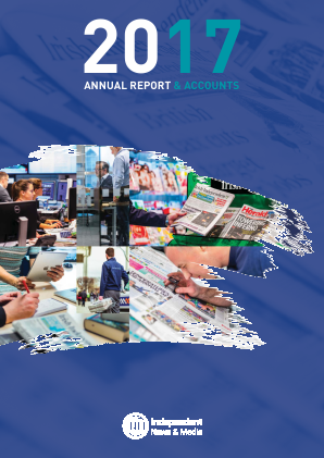 Independent News & Media annual report 2017