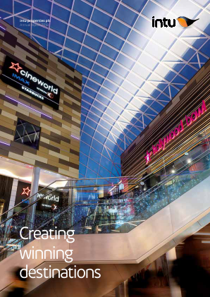 Intu Properties Plc annual report 2018