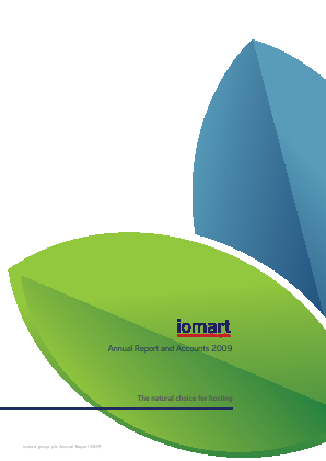 Iomart Group annual report 2009