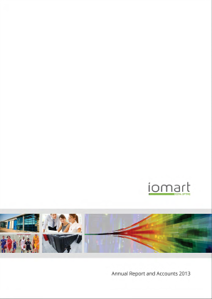 Iomart Group annual report 2013