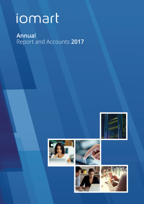 Iomart Group annual report 2017