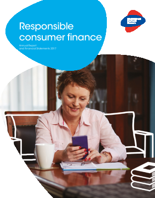 International Personal Finance Plc annual report 2017