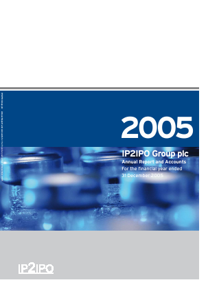 IP Group annual report 2005