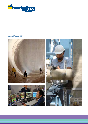 International Power annual report 2011