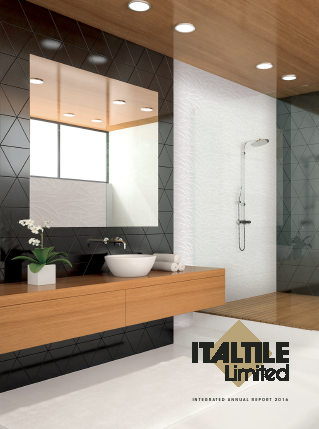 Italtile Limited annual report 2016