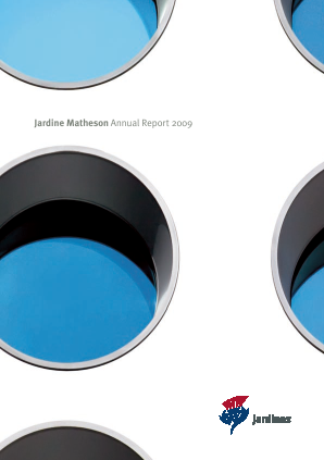 Jardine Matheson Holdings annual report 2009