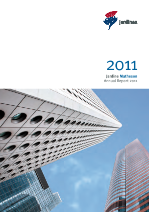 Jardine Matheson Holdings annual report 2011