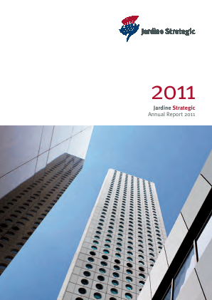 Jardine Strategic Holdings annual report 2011