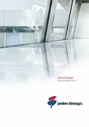Jardine Strategic Holdings annual report 2012