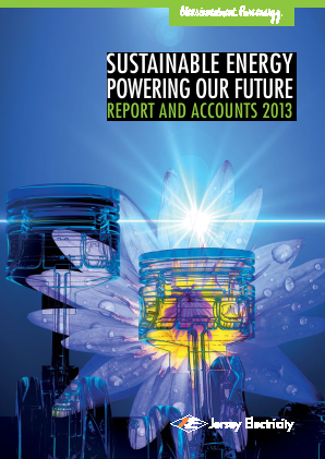 Jersey Electricity Plc annual report 2013