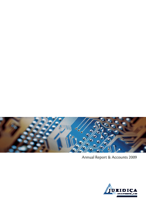 Juridica Investments annual report 2009