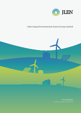 John Laing Environmental Asset Group annual report 2018