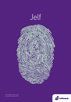 Jelf Group Plc annual report 2007