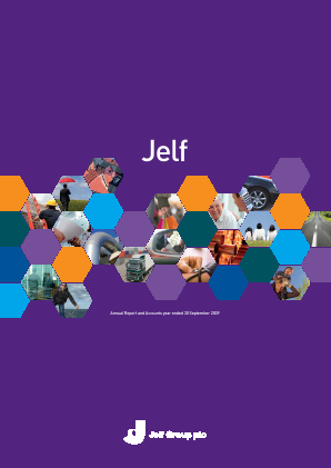 Jelf Group Plc annual report 2009