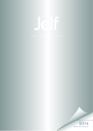 Jelf Group Plc annual report 2014