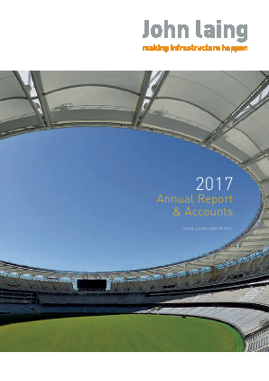 John Laing Group Plc annual report 2017