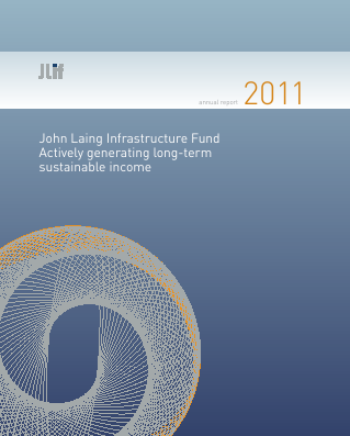 John Laing Infrastructure Fund Ltd annual report 2011