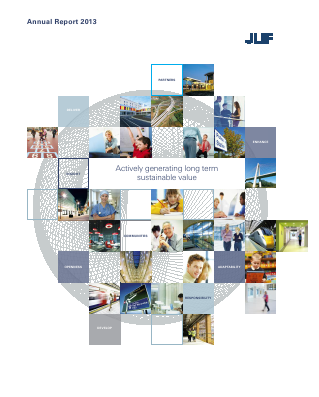 John Laing Infrastructure Fund annual report 2013