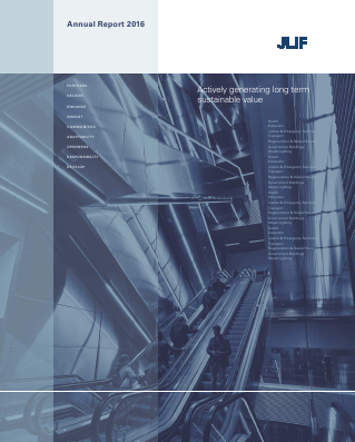 John Laing Infrastructure Fund Ltd annual report 2016