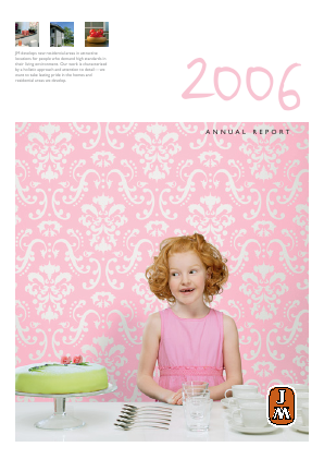 JM annual report 2006