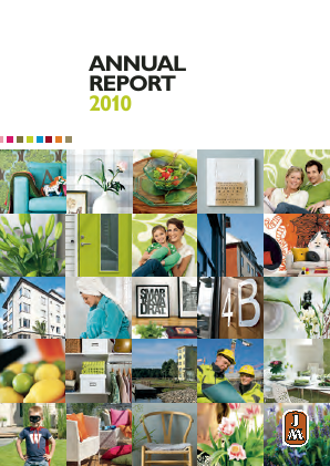 JM annual report 2010