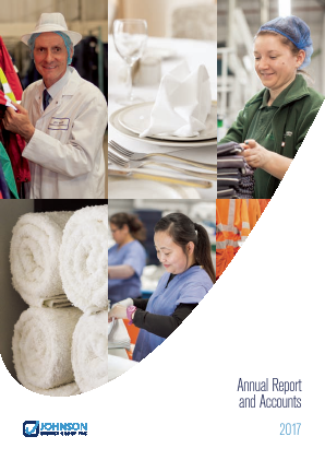 Johnson Service Group Plc annual report 2017