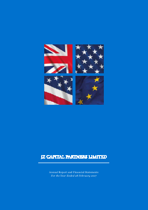 JZ Capital Partners annual report 2017